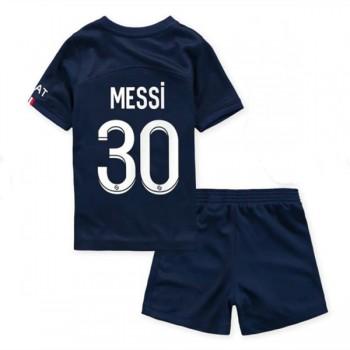 Maglia Barcelona Bambino Lionel Messi 10 Prima Divisa 2018-19
