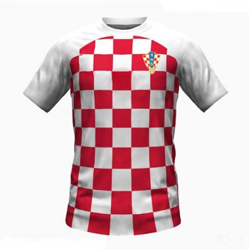 e2206f64e91453 Divisa Calcio Croazia mondiali 2018 vendita calda! - maglie calico ...