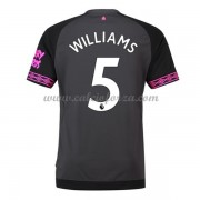 Maglia Everton poco prezzo Ashley Williams 5 Seconda Divisa 2018-19..