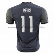 Maglie Calcio Germania Euro 2016 Reus 11 Seconda Divisa..
