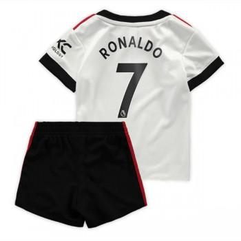 Maglia Juventus Bambino Cristiano Ronaldo 7 Seconda Divisa 2018-19