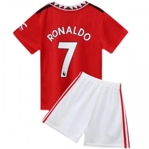 d090414ef Maglia Juventus Bambino Cristiano Ronaldo 7 Prima Divisa 2018-19