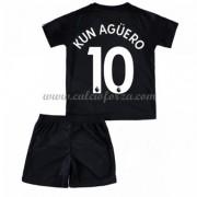 5858686c9 maglia Kun Aguero Manchester City 2017 maglie calcio Kun Aguero ...
