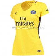 Maglia Paris Saint Germain Psg Donna Seconda Divisa 2017-18..
