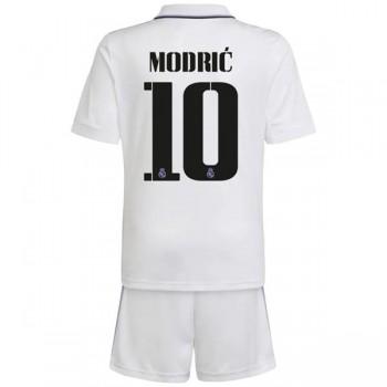 Maglia Real Madrid Bambino Luka Modric 19 Prima Divisa 2018-19