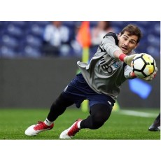 La 1000a partita della carriera di Iker Casillas, seconda solo a Raul