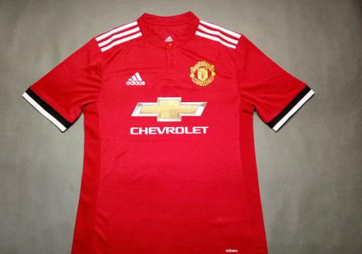 quality design ae1d6 9eb25 ... United 2017 poco prezzo, e questa maglia e camicia stile di quest anno  è anche più popolare. Ma questa maglia non ha ancora ufficialmente  rilasciato, ...